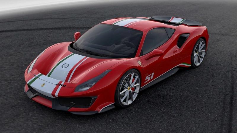 2018 - [Ferrari] 488 Pista - Page 7 0ecc0810