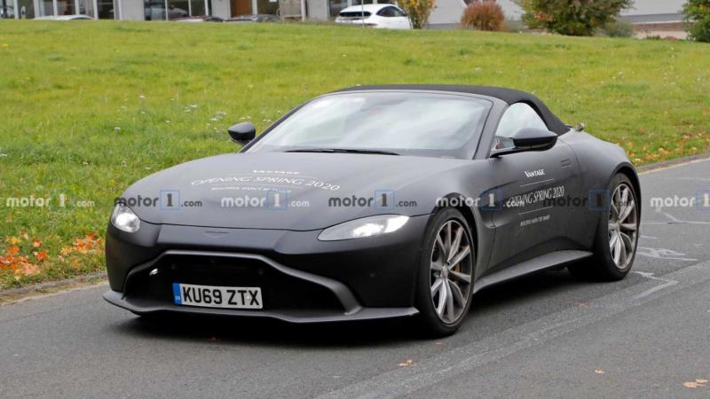 2017 - [Aston Martin] Vantage - Page 4 0eeb4210
