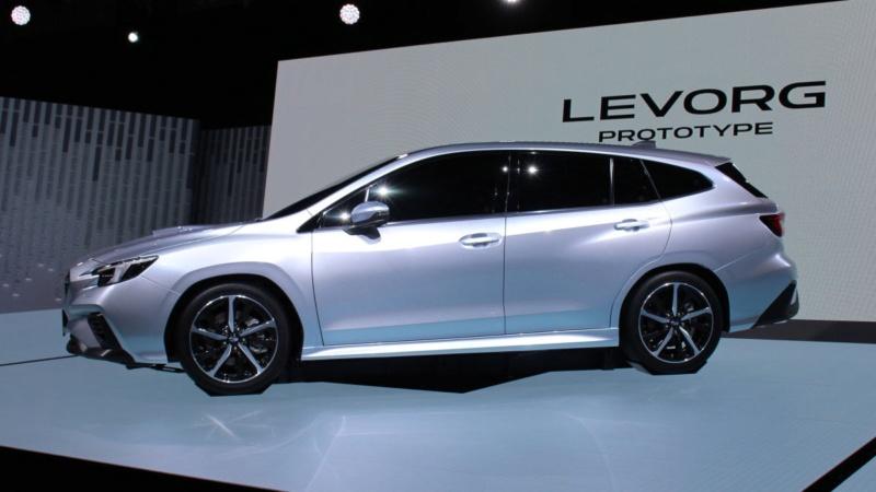 2020 - [Subaru] Levorg II 0efbdd10