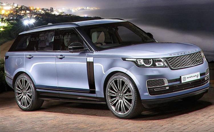 2021 - [Land Rover] Range Rover V - Page 2 0efc5310