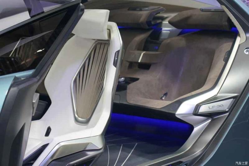 2019 - [Lexus] LF-30 Electrified Concept 0f0f7410
