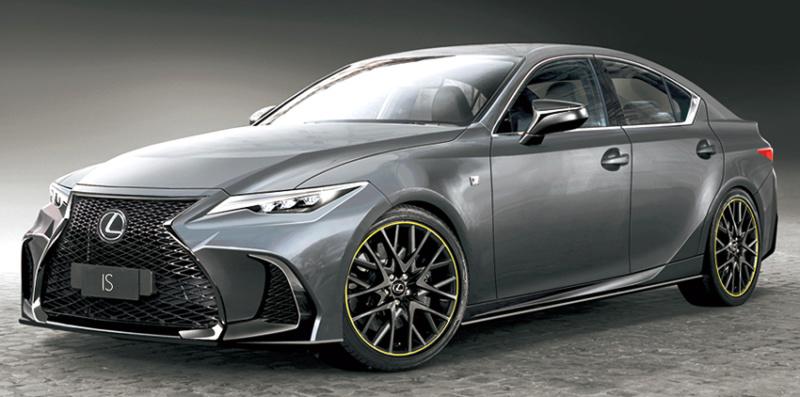 2020 - [Lexus] IS 0f1df310