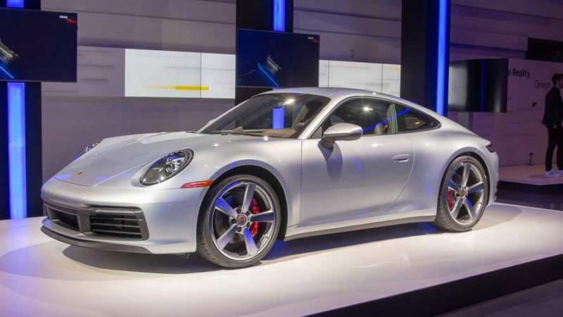Porsche 911 (992) 2019 19