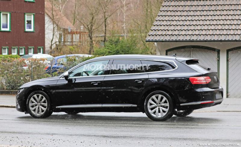 2019 - [Volkswagen] Arteon Shooting Brake - Page 3 0f35f710