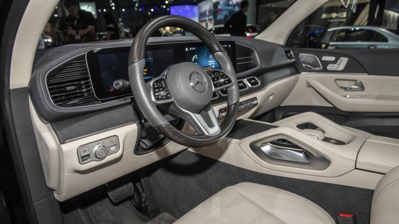 2018 - [Mercedes] GLS II - Page 5 0f3b7a10
