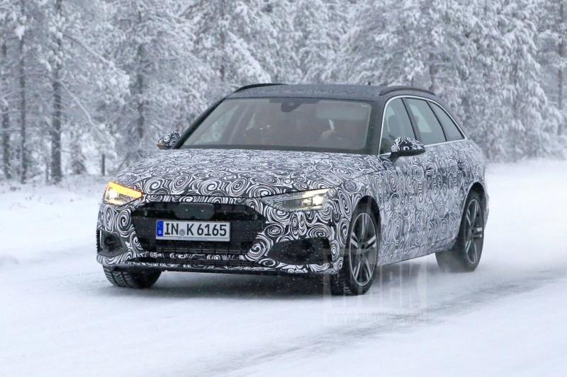 2018 - [Audi] A4 restylée  - Page 3 0f599e10