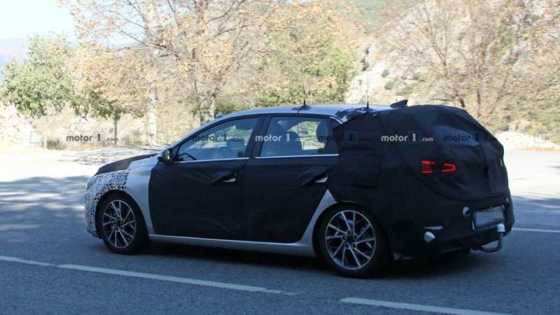 2020 - [Hyundai] I30 III 5p/SW/Fastback Facelift 0f5d8210