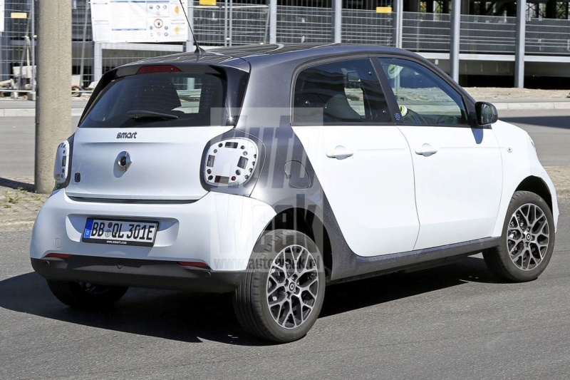 2019 - [Smart] ForTwo III Restylée [C453]  - Page 2 0f638e10