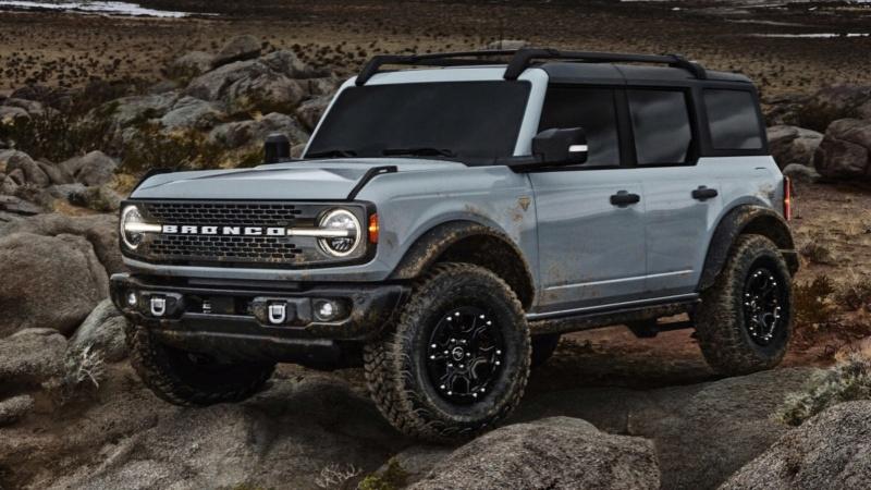 Ford Bronco / Sport (2020) 32