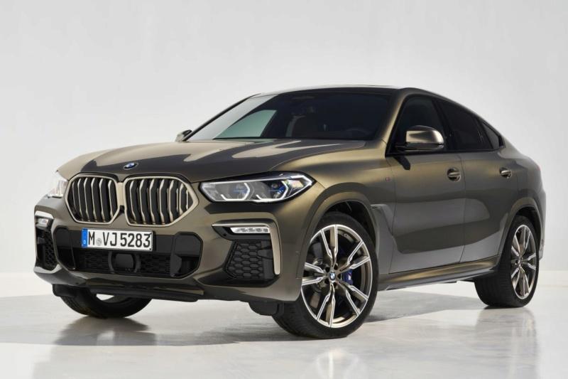2019 - [BMW] X6 III (G06) - Page 7 0f9a3210