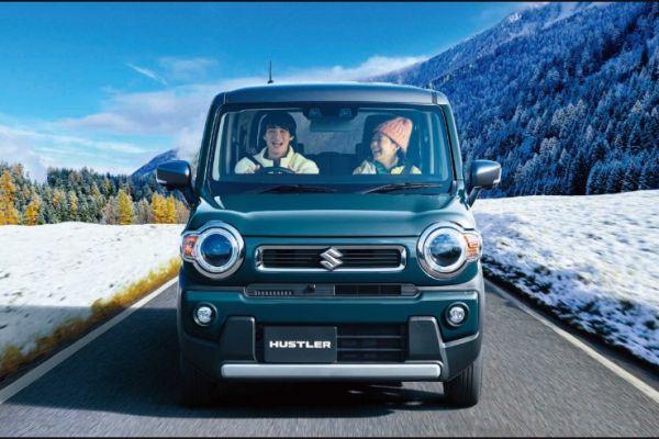 2014 - [Mazda/Suzuki] Flair Crossover / Hustler - Page 2 0fa8ef10
