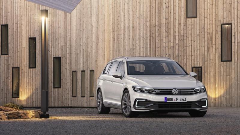 2019 - [Volkswagen] Passat restylée - Page 3 0fc71610