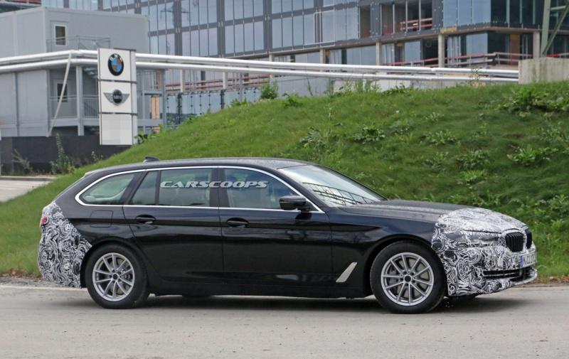 2020 - [BMW] Série 5 restylée [G30] - Page 3 0fe49d10