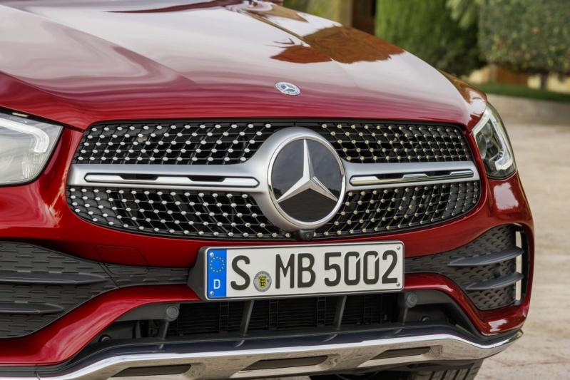 2018 - [Mercedes-Benz] GLC/GLC Coupé restylés - Page 4 0fe73610