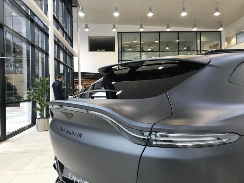 2019 - [Aston Martin] DBX - Page 9 1013