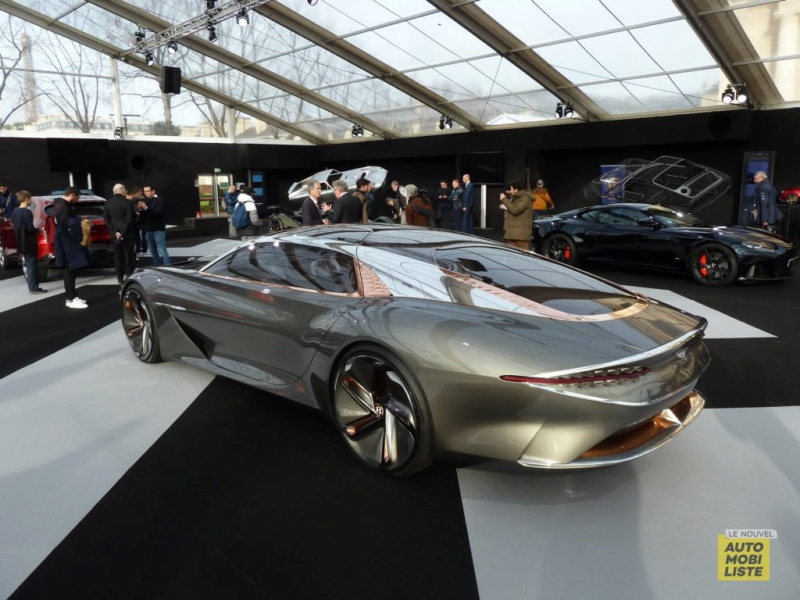 2019 - [Bentley] EXP 100 GT Concept - Page 2 102be710
