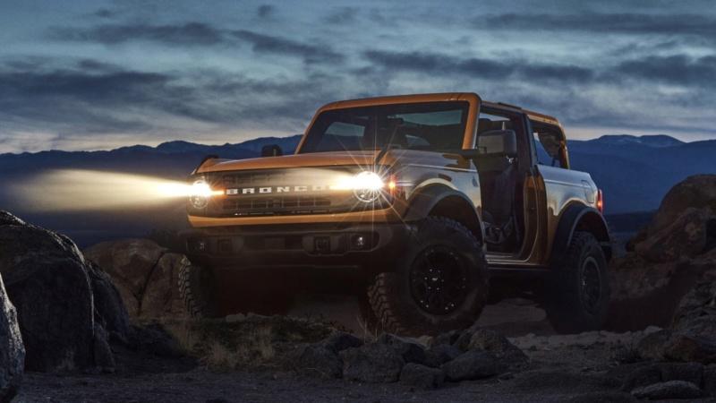 Ford Bronco / Sport (2020) 30