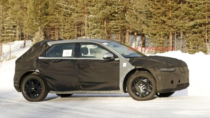 2021 - [Hyundai] SUV EV 10687f10