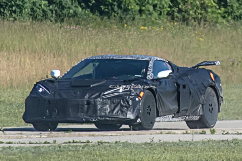 2019 - [Chevrolet] Corvette C8 Stingray - Page 7 109a2810