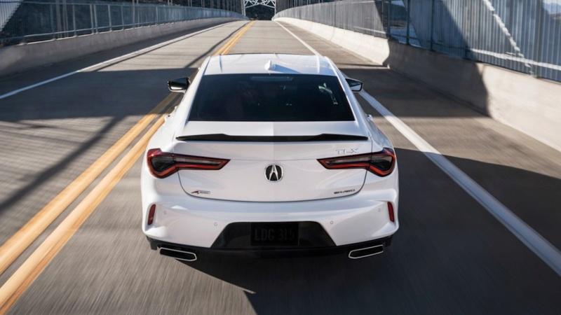 2020 - [Acura] TLX 109f9c10