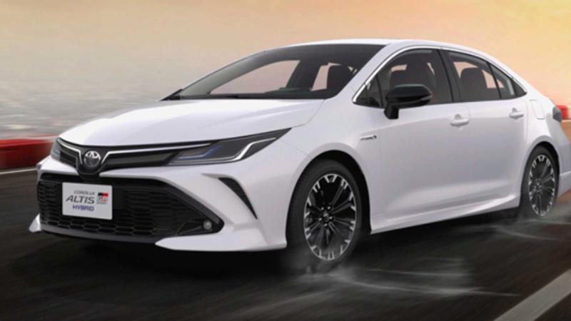 2018 - [Toyota] Corolla Sedan - Page 2 10b91310