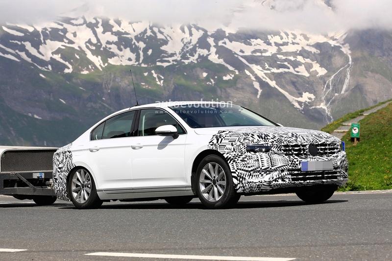 2019 - [Volkswagen] Passat restylée 10c41110