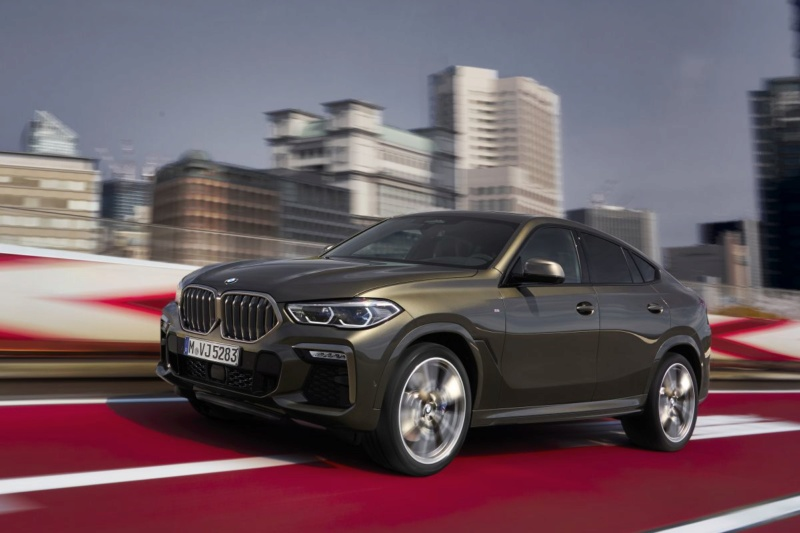 2019 - [BMW] X6 III (G06) - Page 7 10d14110