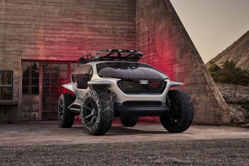 2019 - [Audi] AI:me E-Tron / AI:Trail Quattro - Page 2 10d40a10