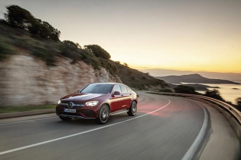 2018 - [Mercedes-Benz] GLC/GLC Coupé restylés - Page 4 10e6b210