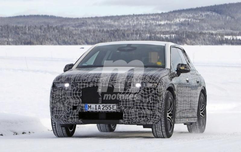 2021 - [BMW] iNext SUV 110