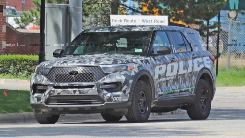 2019 - [Ford] Explorer 11034b10
