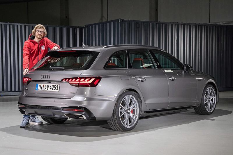 2018 - [Audi] A4 restylée  - Page 5 110adb10