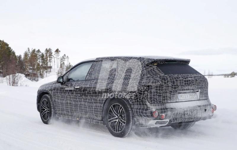 2021 - [BMW] iNext SUV 1110