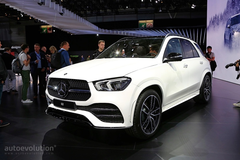2018 - [Mercedes] GLE II ( ML IV ) - Page 9 11263010