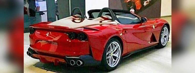 2017 - [Ferrari] 812 Superfast - Page 2 11297d10