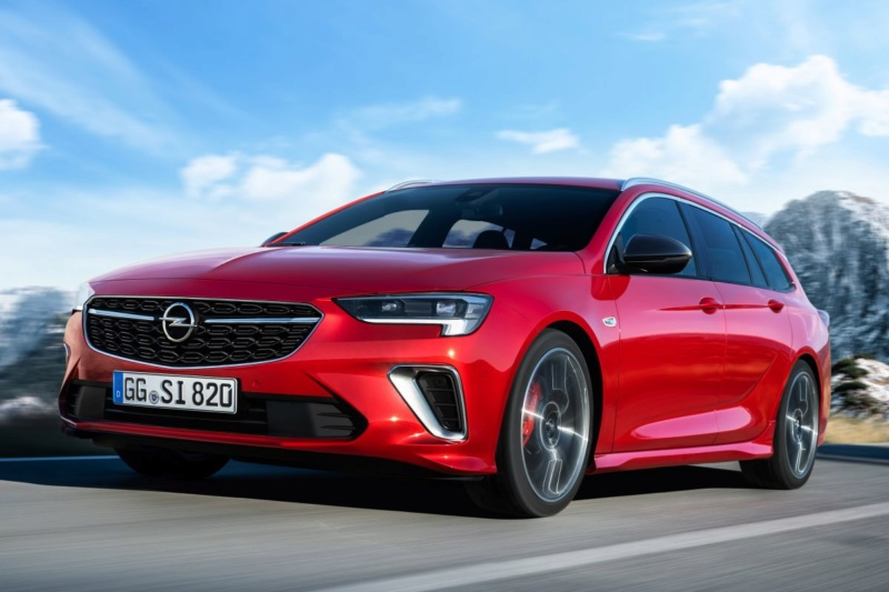 2020 - [Opel] Insignia Grand Sport Restylée  - Page 6 1137fb10