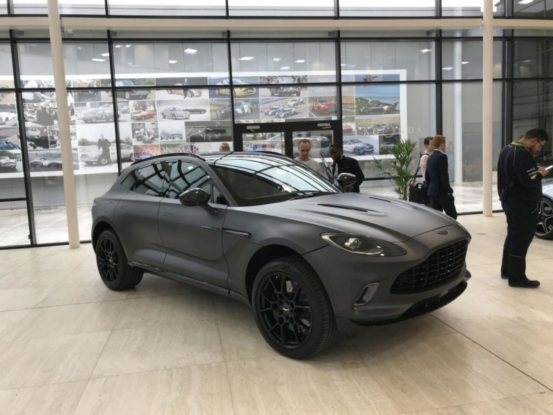 2019 - [Aston Martin] DBX - Page 9 116