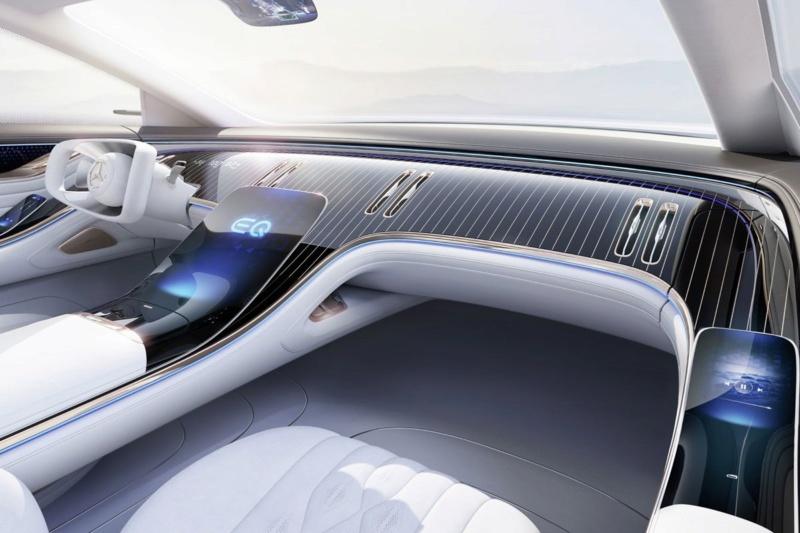 2019 - [Mercedes-Benz] EQS Concept  11702610