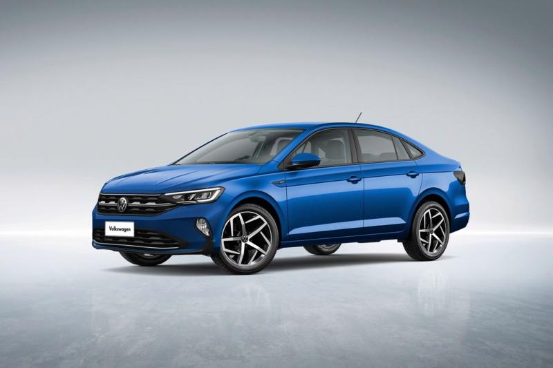 2021 - [Volkswagen] Polo VI Restylée  11806810