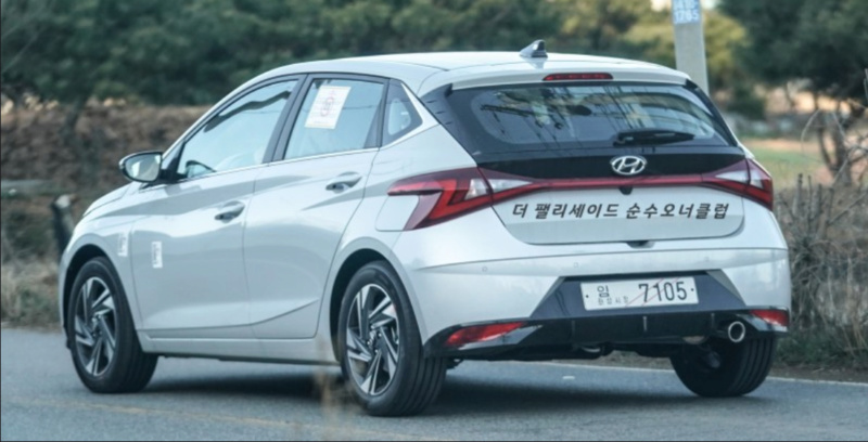 2020 - [Hyundai] I20 - Page 7 11921810