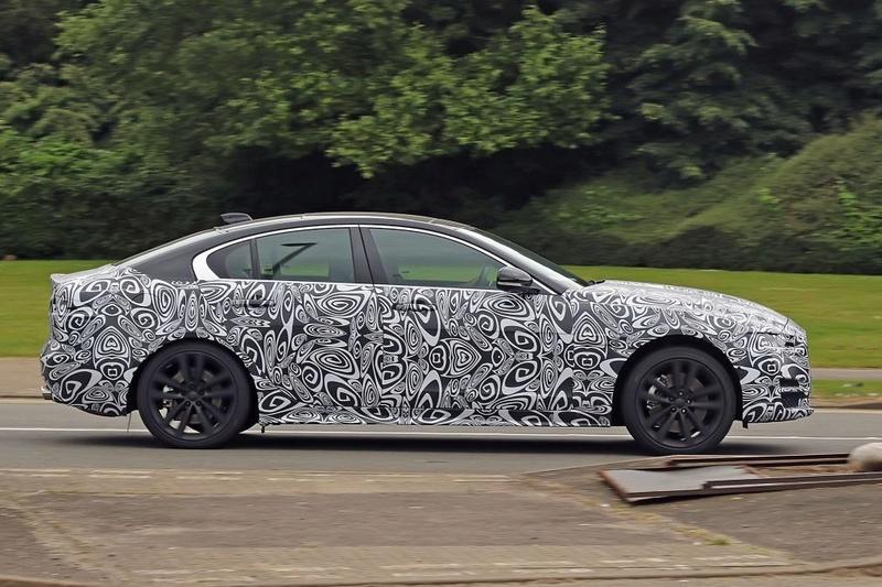 2019 - [Jaguar] XE restylée  11965810