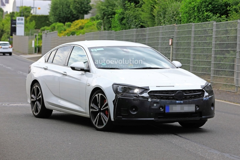 2020 - [Opel] Insignia Grand Sport Restylée  - Page 3 11a88910