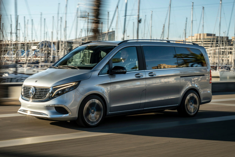 2019 - [Mercedes-Benz] EQV - Page 2 12086210