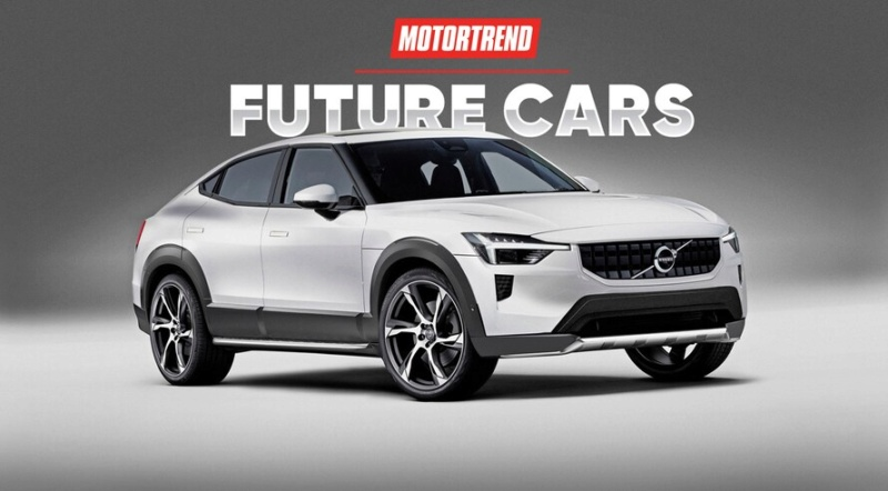 2023 - [Volvo] XC90 Coupe 123