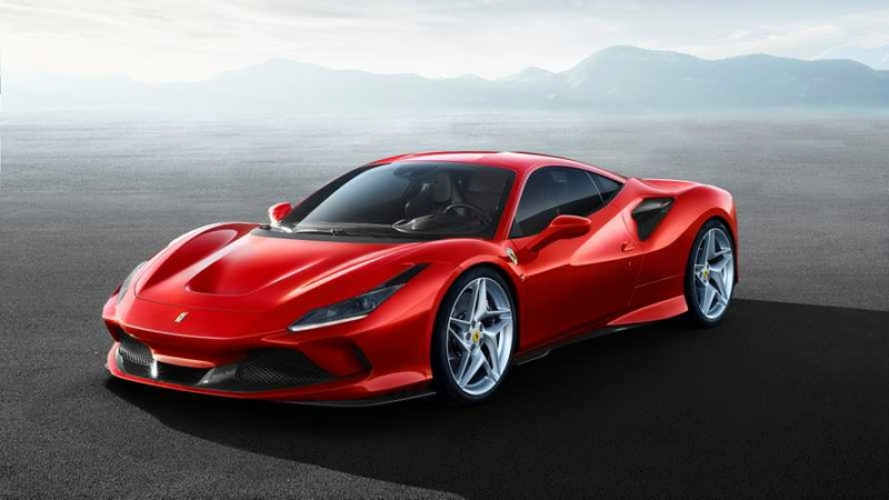 2019 - [Ferrari] F8 Tributo 126b0310