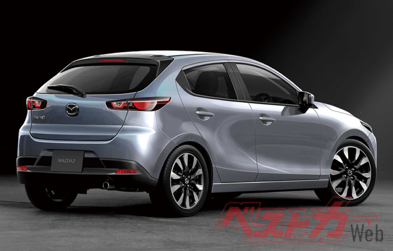 2022 - [Mazda] 2  12773810