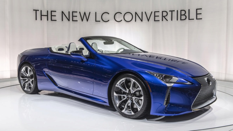 2016 - [Lexus] LC 500 - Page 7 12963510
