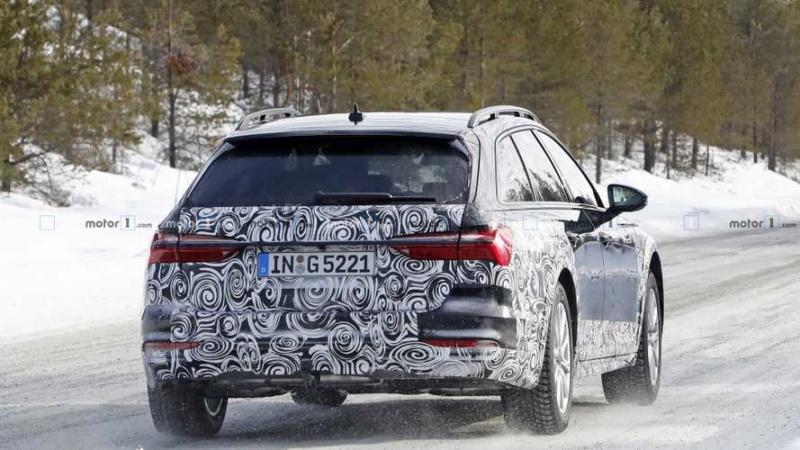 2017 - [Audi] A6 Berline & Avant [C8] - Page 11 12993310