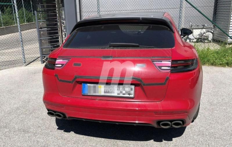 2020 - [Porsche] Panamera II restylée  12ba4610