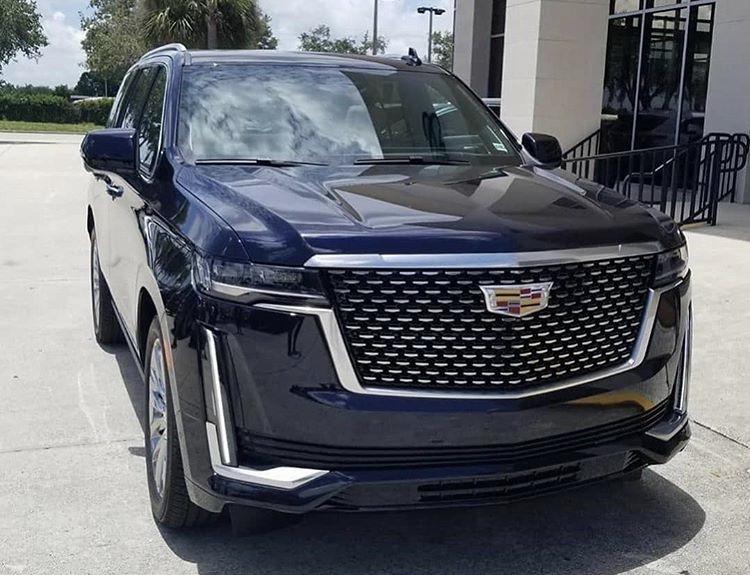 2020 - [Cadillac] Escalade V - Page 3 12d93e10